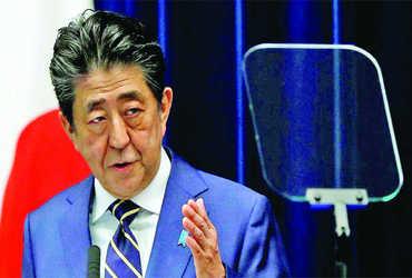 જાપાનના વડાપ્રધાન શિન્જો આબેનું રાજીનામું  japanese prime