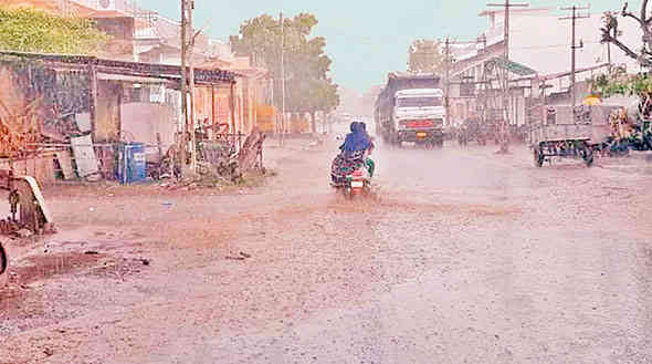Image result for કચ્છમાં વરસાદ