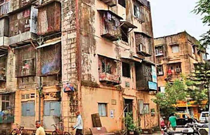 બોડકદેવ- થલતેજમાં ધુળ ખાતા પડયા રહેલા 1376 EWS ના મકાનો