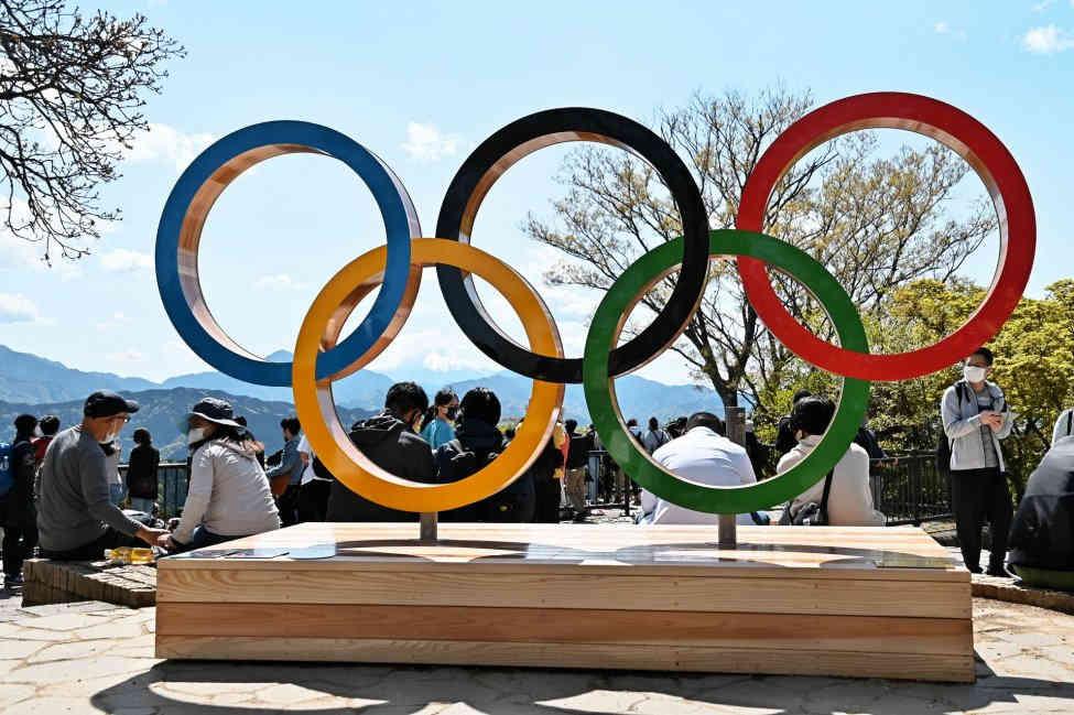 Tokyo Olympics!