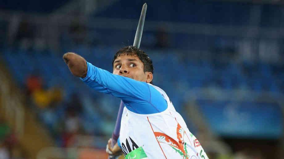 Indian para-athlete Zazaria breaks his own world record