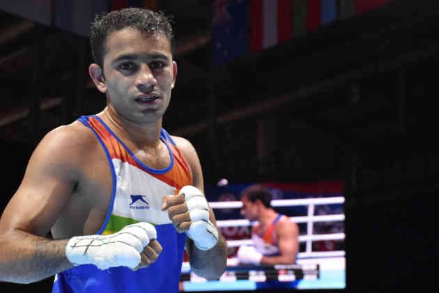 boxer amit panghal enters tokyo olympics as world no 1 boxer amit panghal enters tokyo olympics as world no 1