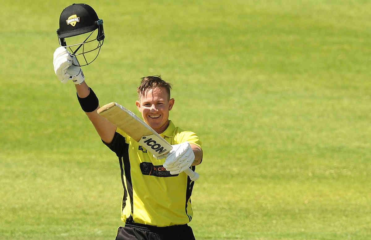 શોર્ટના 148 બોલમાં 257 રન : ઓસી.માં લિસ્ટ-એ મેચમાં હાઈએસ્ટ સ્કોરનો રેકોર્ડ | D'arcy Short hammers record double ton in Australian domestic tournament | Gujarati News - News in Gujarati - Gujarati